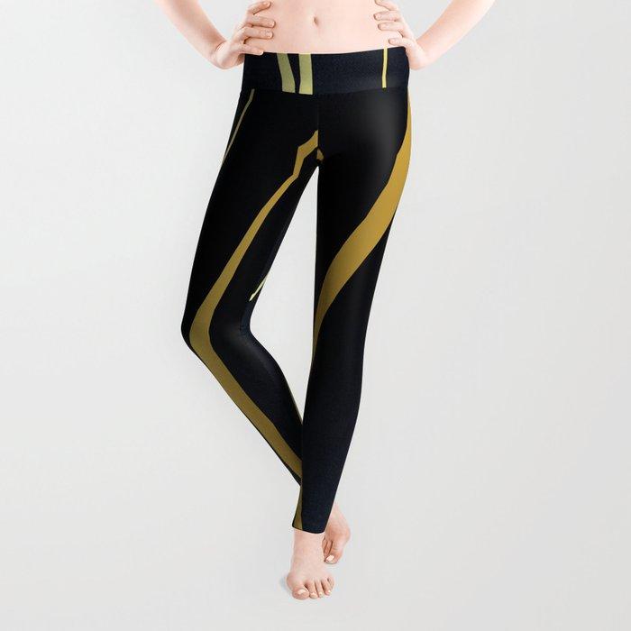 Golden Curves Leggings