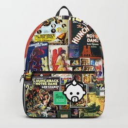 HUNCH HD by JC LOGAN 4 Simply Blessed Backpack