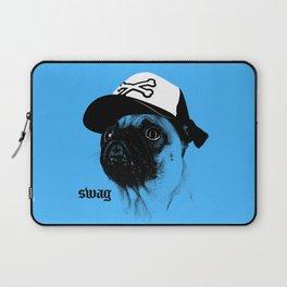 Pug Swag Laptop Sleeve