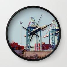 The Port Wall Clock