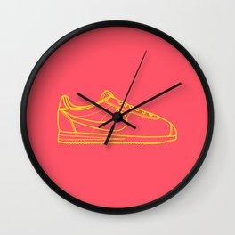 """Cortez """"C O T T O N"""" Wall Clock"""