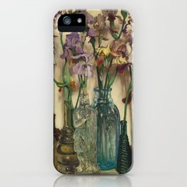 Frederick Judd Waugh 1861-1940 RUM ROW iPhone Case