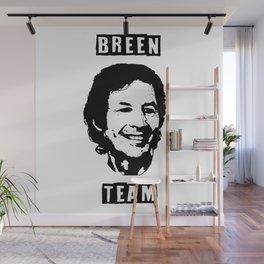 Breen Team Wall Mural