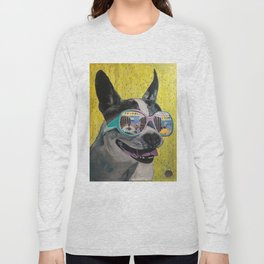 Frosty Face Friday with Gracie Gabriella at the Beach Long Sleeve T-shirt