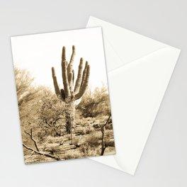 Saguaro Stationery Cards