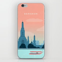 Bangkok iPhone Skin
