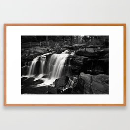 Devil's Hopyard Framed Art Print