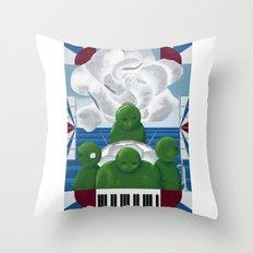 Ensemble Throw Pillow