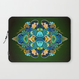 Inner explosion-I Laptop Sleeve