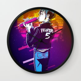 Phantoms demons Wall Clock
