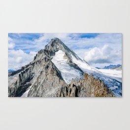 Bietschhorn Canvas Print
