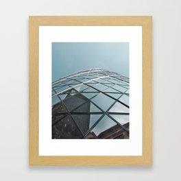 what's up london?.. Framed Art Print