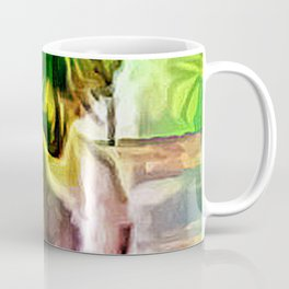 Abstractuette 44 Coffee Mug