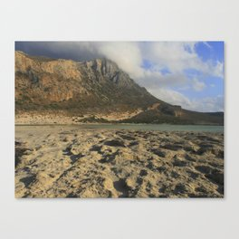 Crete, Greece Canvas Print