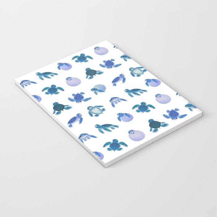 Baby sea turtles Notebook