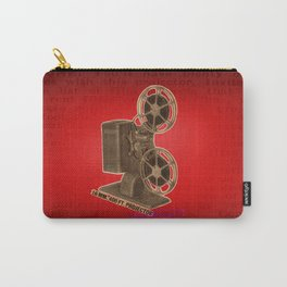 vintage projector Carry-All Pouch