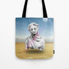 Desert Sculpture Tote Bag