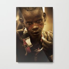Ethiopia 15 Metal Print