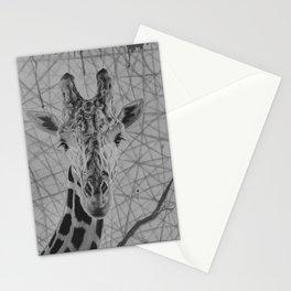 Jiffy Giraffe Stationery Cards