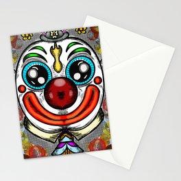 Payasito con sombrerito Stationery Cards