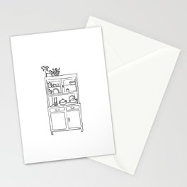 "Le ""credenze"" della mamma 2 by Laura Pizzicalaluna Stationery Cards"