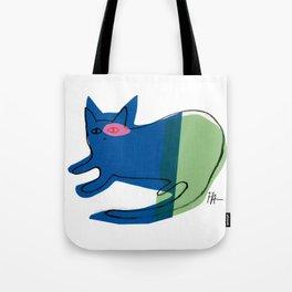 CAT CAT Tote Bag