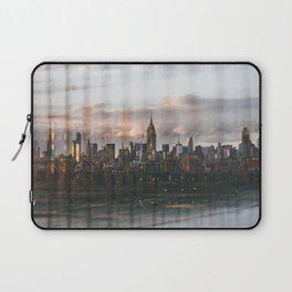 Skyline Maze Laptop Sleeve