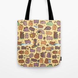 Beary Cute Bears Tote Bag