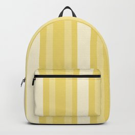 Buff Victorian Lady Stripe Backpack