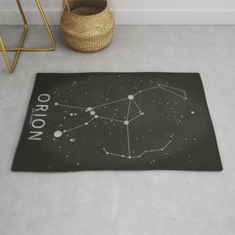 Orion Constellation 'The Hunter' Rug