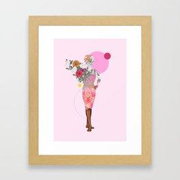 Anfisa Framed Art Print