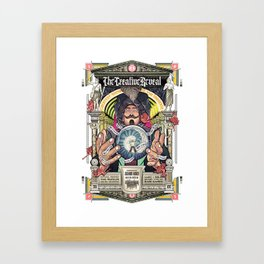 CreativeReveal - The Brand Guru (Standard Ver.) Framed Art Print