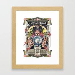 CreativeReveal - The Brand Guru (Standard Ver.) Framed Art Print