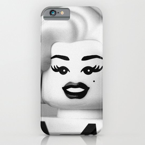 Portrait of a Girl iPhone & iPod Case