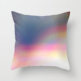 Pixel Light J Throw Pillow