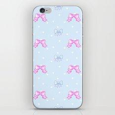 Bowsie wowsie iPhone & iPod Skin