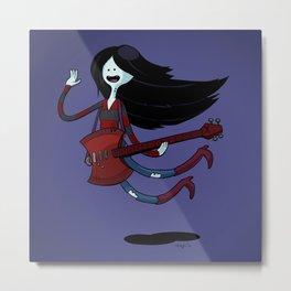 Marceline, the Vampire Queen Metal Print