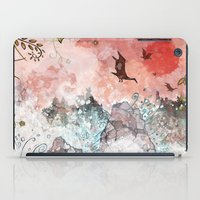 west coast iPad Cases featuring West Coast Waters by Taylor Rose