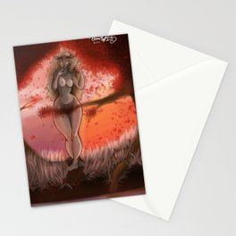 Lilith of Eden Stationery Cards
