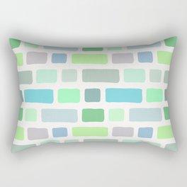 bricks (5) Rectangular Pillow