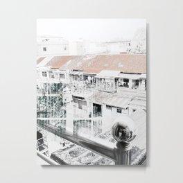 m.7. Metal Print