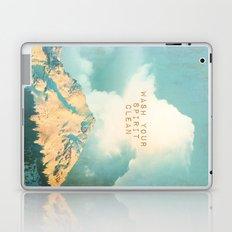 WASH YOUR SPIRIT CLEAN (JOHN MUIR) Laptop & iPad Skin