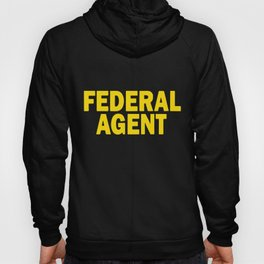 Federal Agent Police Officer Cop Atf Dea Special Usa Law T-Shirts Hoody