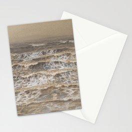 Study of Waves by Samuel Palmer Stationery Cards