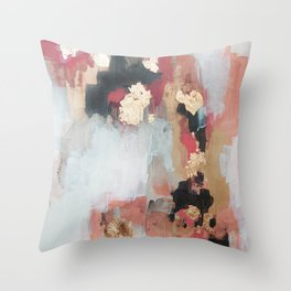 Hot Sauce Throw Pillow