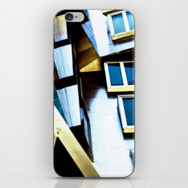 The World As I See It iPhone Skin