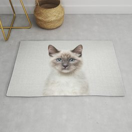 Cat - Colorful Rug