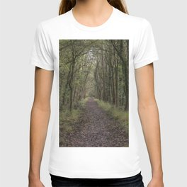 The Old Railway Line T-shirt