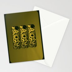 Silence Treatment* Stationery Cards