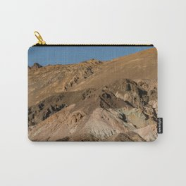 Artist's Palette Pano - Death Valley, California Carry-All Pouch